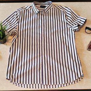 Kenneth Cole slim fit shirt